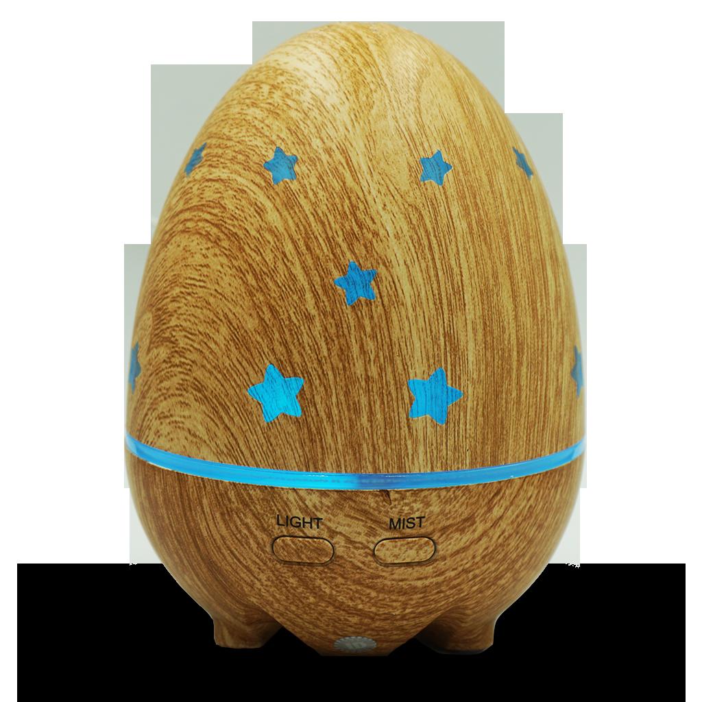 Máy khuếch tán Ánh sao trứng gỗ