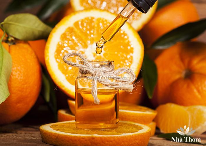 đặc điểm tinh dầu cam ngọt