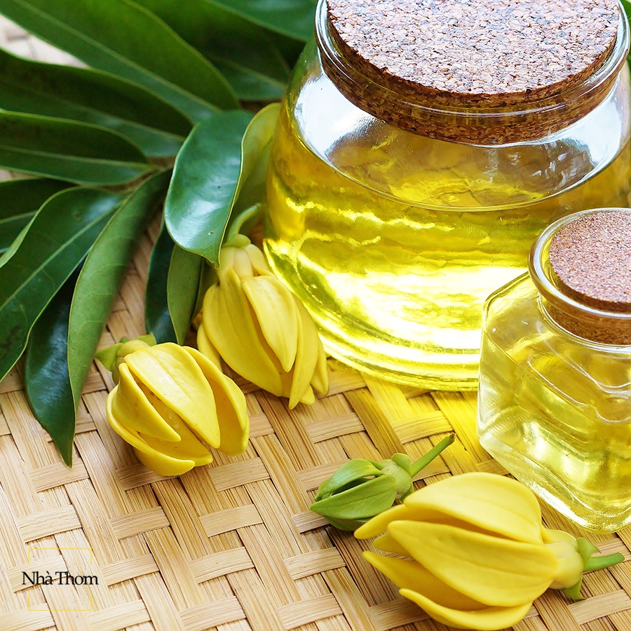 tinh dầu ngọc lan tây Nhà Thơm